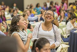 LiveWell event at Stapleton Recreation Center May 14, 2015. Photos by Evan Semón for Reverb