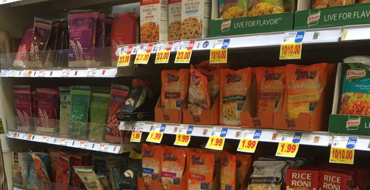 Food Stamp Healthy Food Access