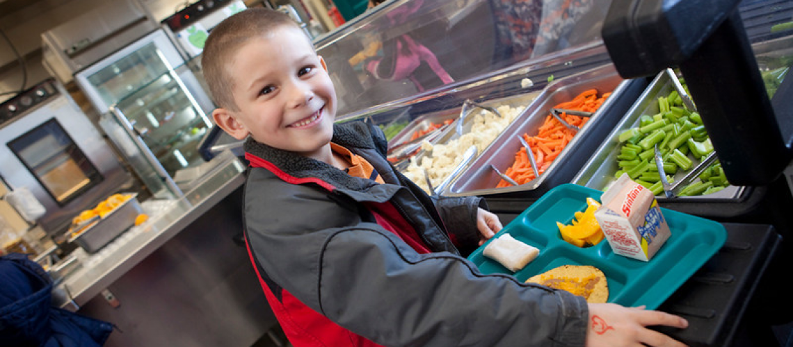 Cafeterias Dish Out Fresh and Healthy Changes to CO Kids